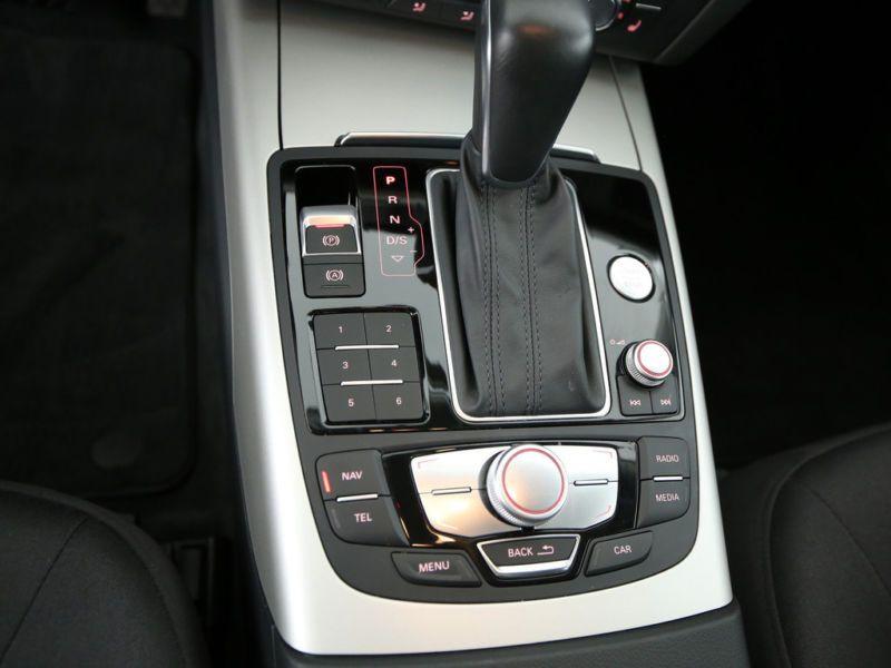 Audi A6 Avant 3.0 TDI Quattro 218 Noir occasion à Beaupuy - photo n°9