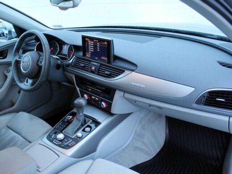 Audi A6 Avant 3.0 TDI Quattro 245 Gris occasion à Beaupuy - photo n°5
