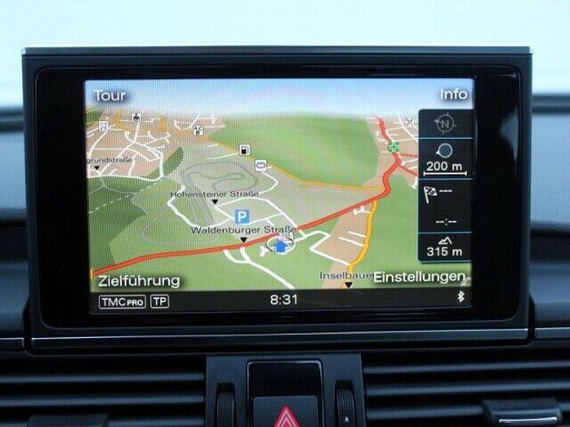 Audi A6 Avant 3.0 TDI Quattro 245 Gris occasion à Beaupuy - photo n°7