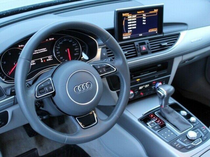 Audi A6 Avant 3.0 TDI Quattro 245 Gris occasion à Beaupuy - photo n°2