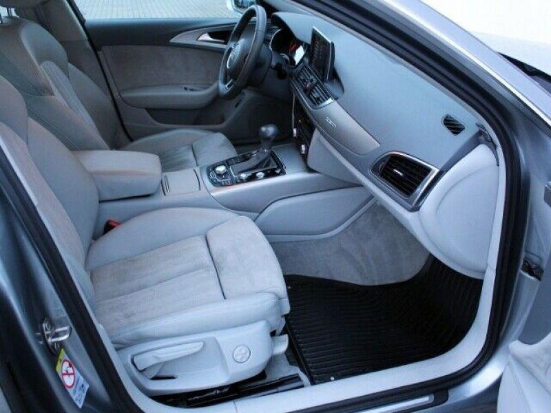 Audi A6 Avant 3.0 TDI Quattro 245 Gris occasion à Beaupuy - photo n°4
