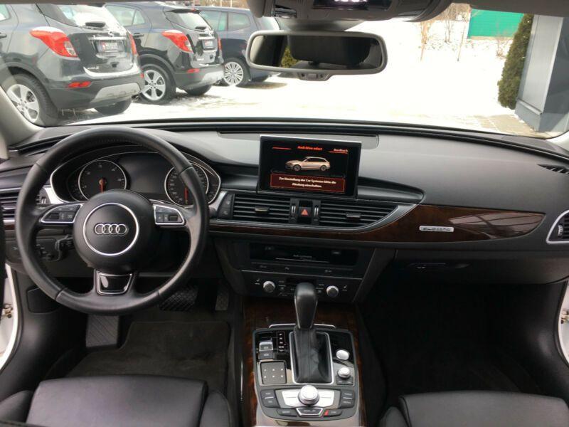 Audi A6 Avant 3.0 TDI Quattro 272 Blanc occasion à Beaupuy - photo n°2