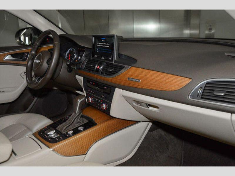 Audi A6 Avant 3.0 TDI Quattro 272 Gris occasion à Beaupuy - photo n°4