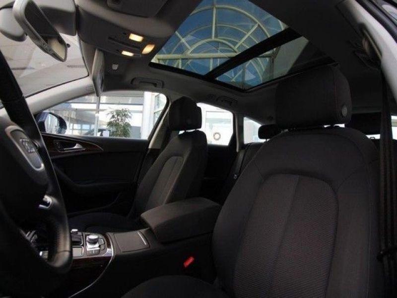 Audi A6 Avant 3.0 TDI Quattro 272 Bleu occasion à Beaupuy - photo n°5