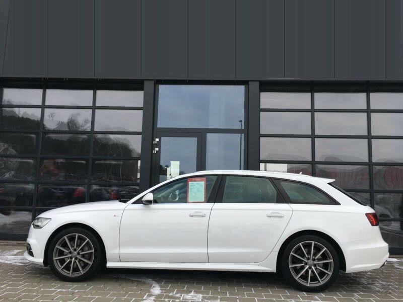 Audi A6 Avant 3.0 TDI Quattro 272 Blanc occasion à Beaupuy - photo n°6