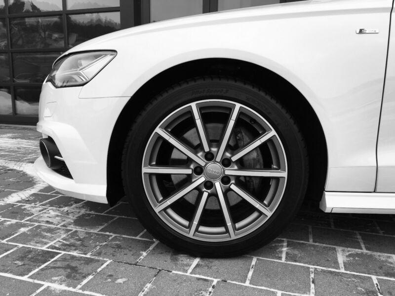 Audi A6 Avant 3.0 TDI Quattro 272 Blanc occasion à Beaupuy - photo n°9