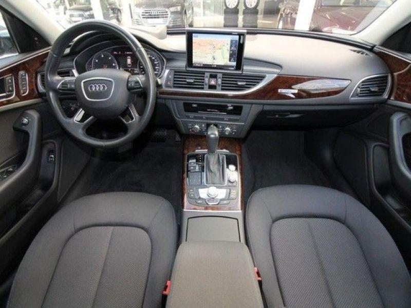 Audi A6 Avant 3.0 TDI Quattro 272 Bleu occasion à Beaupuy - photo n°2