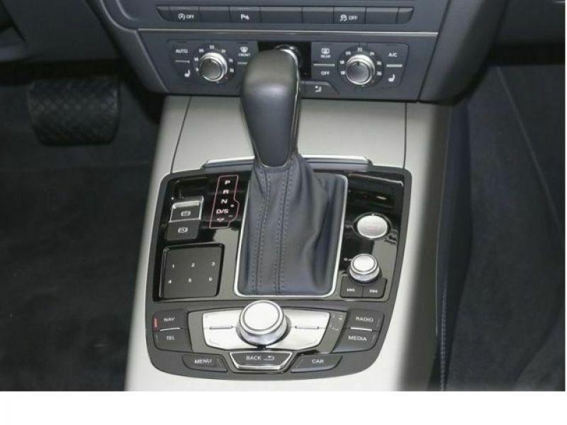 Audi A6 Avant 3.0 TDI Quattro 272 Noir occasion à Beaupuy - photo n°6