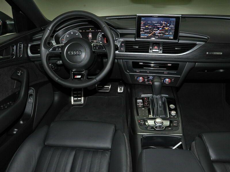 Audi A6 Avant 3.0 TDI Quattro 326 Compétition Gris occasion à Beaupuy - photo n°2