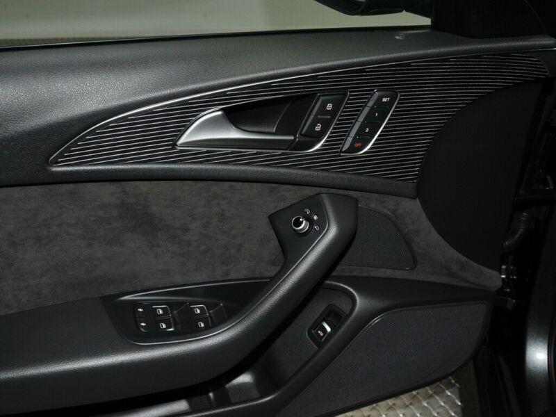 Audi A6 Avant 3.0 TDI Quattro 326 Compétition Gris occasion à Beaupuy - photo n°8