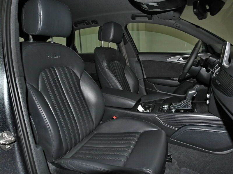 Audi A6 Avant 3.0 TDI Quattro 326 Compétition Gris occasion à Beaupuy - photo n°4
