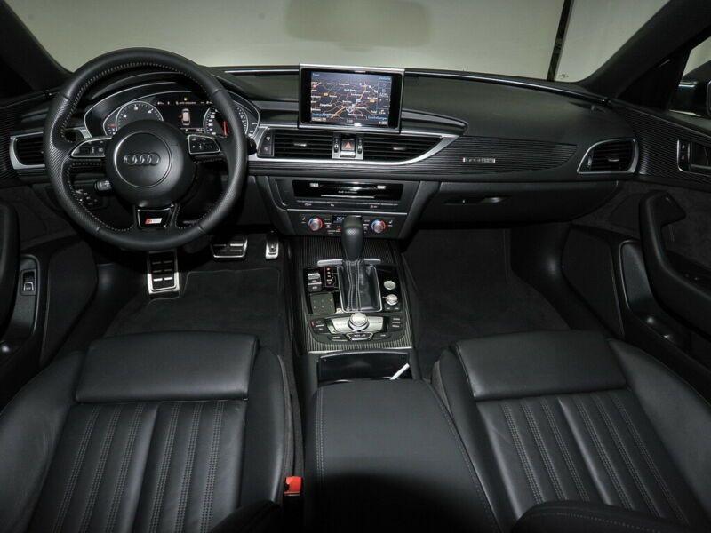 Audi A6 Avant 3.0 TDI Quattro 326 Compétition Gris occasion à Beaupuy - photo n°9