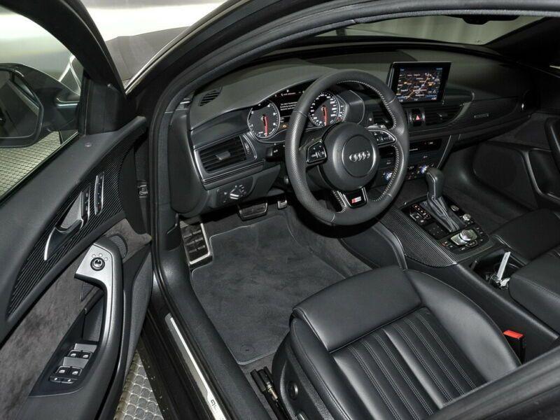 Audi A6 Avant 3.0 TDI Quattro 326 Compétition Gris occasion à Beaupuy - photo n°7