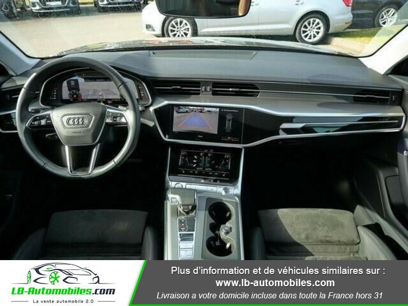 Audi A6 Avant 35 TDI 163 S tronic Noir occasion à Beaupuy - photo n°2