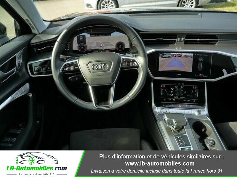 Audi A6 Avant 35 TDI 163 S tronic Noir occasion à Beaupuy - photo n°13