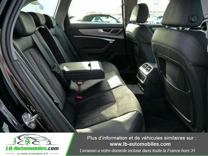 Audi A6 Avant 35 TDI 163 S tronic Noir occasion à Beaupuy - photo n°9