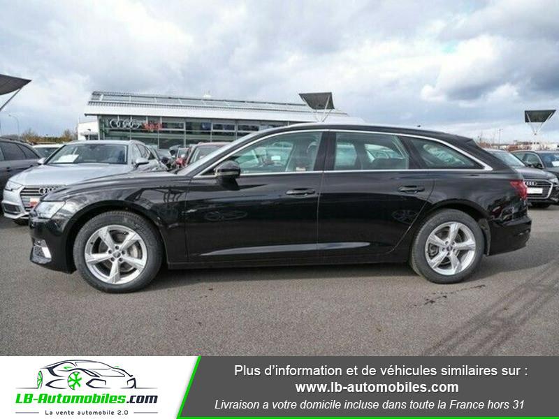 Audi A6 Avant 35 TDI 163 S tronic Noir occasion à Beaupuy - photo n°7