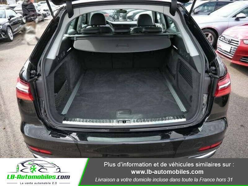 Audi A6 Avant 35 TDI 163 S tronic Noir occasion à Beaupuy - photo n°6