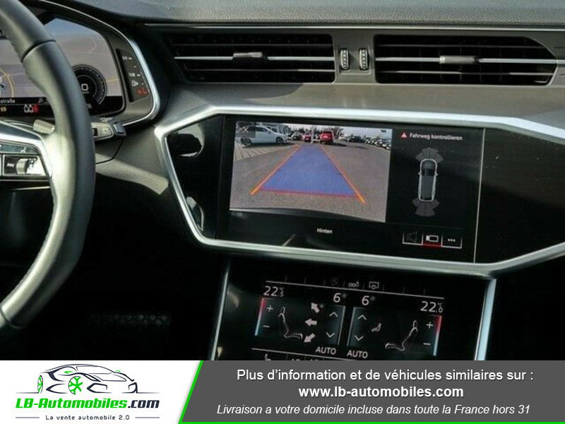 Audi A6 Avant 35 TDI 163 S tronic Noir occasion à Beaupuy - photo n°15