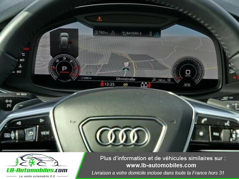 Audi A6 Avant 35 TDI 163 S tronic Noir occasion à Beaupuy - photo n°12