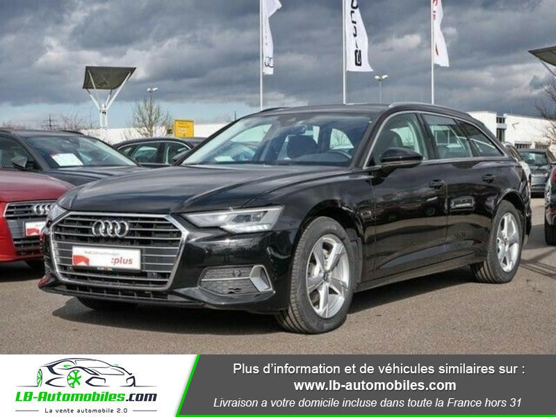 Audi A6 Avant 35 TDI 163 S tronic Noir occasion à Beaupuy