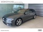 Audi A6 Avant 40 TDI 204ch S line S tronic 7 Gris à Lanester 56
