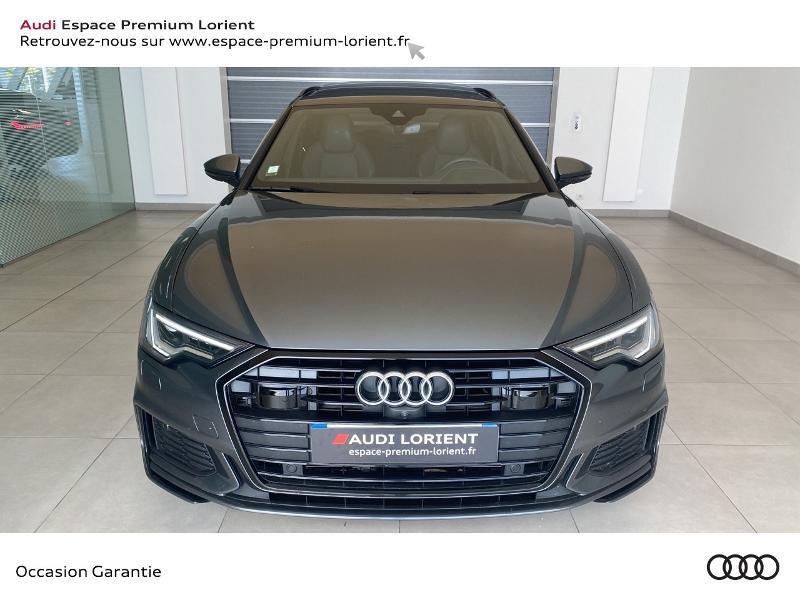 Audi A6 Avant 40 TDI 204ch S line S tronic 7 Gris occasion à Lanester - photo n°2