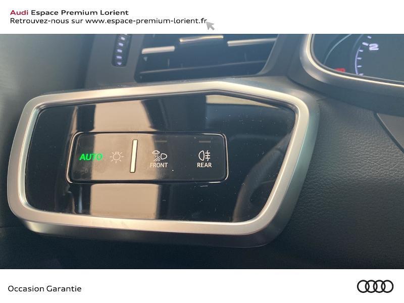 Audi A6 Avant 40 TDI 204ch S line S tronic 7 Gris occasion à Lanester - photo n°15