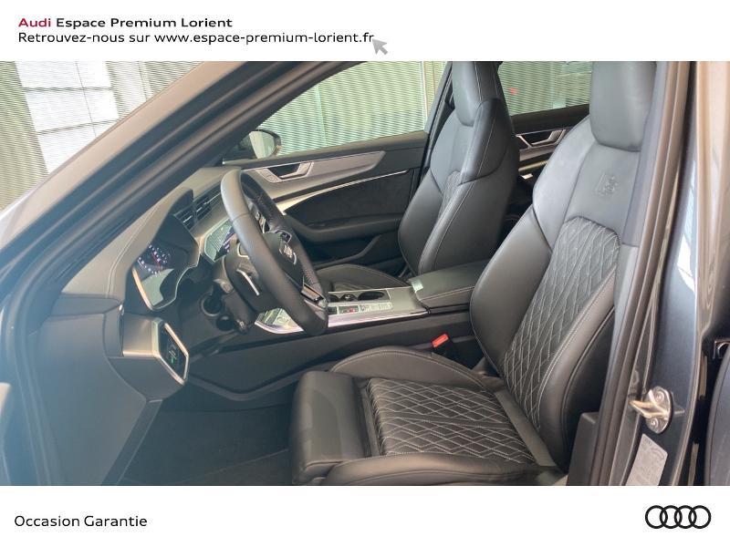 Audi A6 Avant 40 TDI 204ch S line S tronic 7 Gris occasion à Lanester - photo n°7