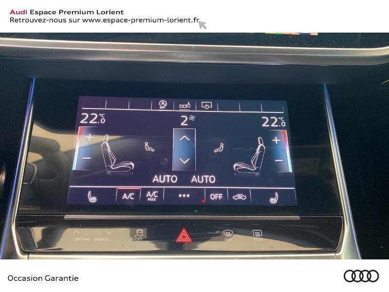 Audi A6 Avant 40 TDI 204ch S line S tronic 7 Gris occasion à Lanester - photo n°12