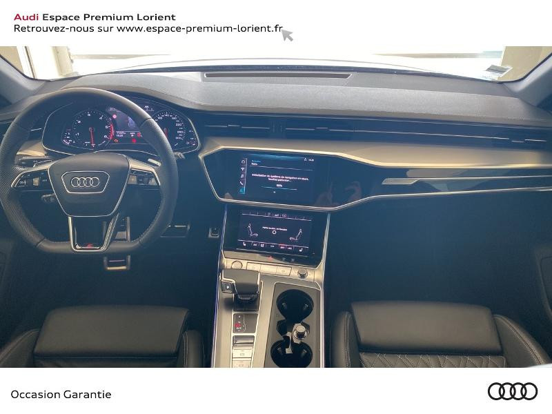 Audi A6 Avant 40 TDI 204ch S line S tronic 7 Gris occasion à Lanester - photo n°6