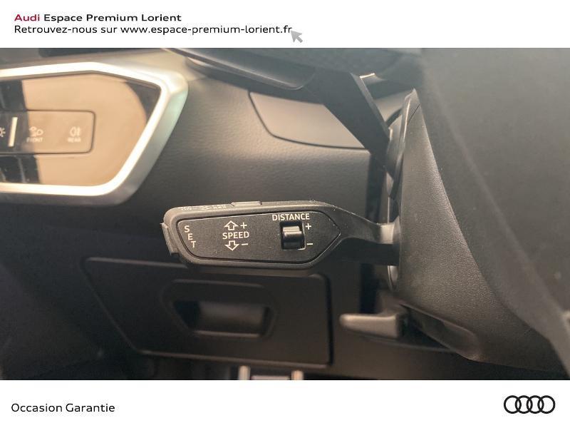 Audi A6 Avant 40 TDI 204ch S line S tronic 7 Gris occasion à Lanester - photo n°14