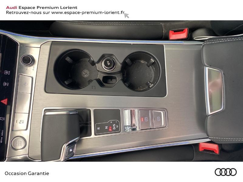 Audi A6 Avant 40 TDI 204ch S line S tronic 7 Gris occasion à Lanester - photo n°13