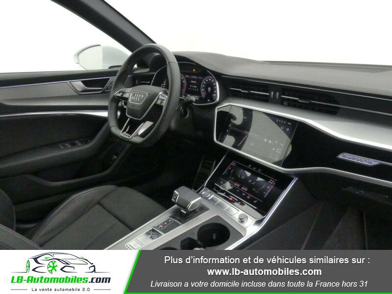 Audi A6 Avant 45 TFSI 245 S-tronic Blanc occasion à Beaupuy - photo n°10