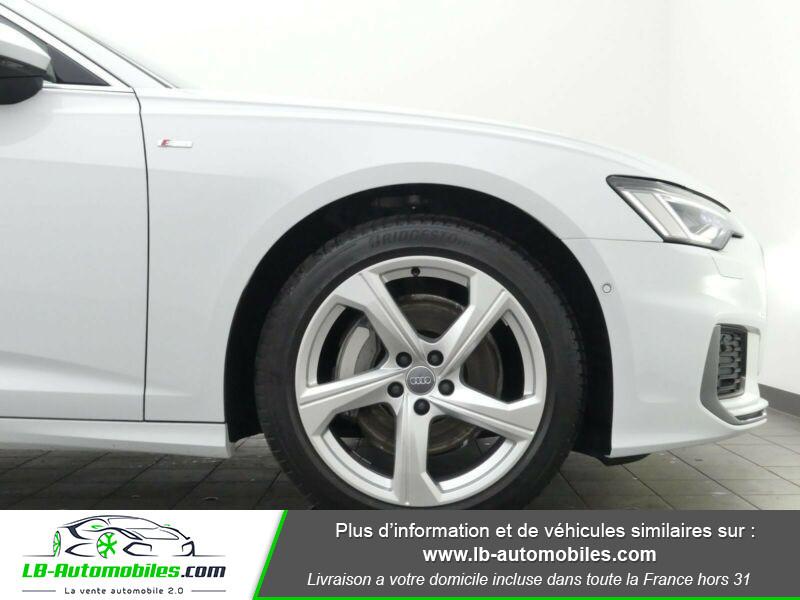 Audi A6 Avant 45 TFSI 245 S-tronic Blanc occasion à Beaupuy - photo n°8