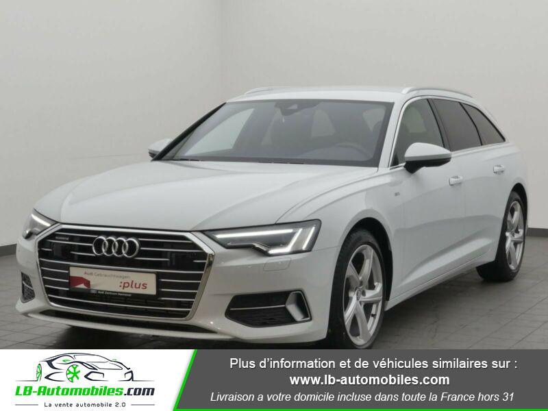 Audi A6 Avant 45 TFSI 245 S-tronic Blanc occasion à Beaupuy
