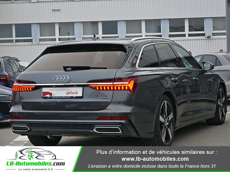 Audi A6 Avant 45 TFSI 245 S-tronic Gris occasion à Beaupuy - photo n°3