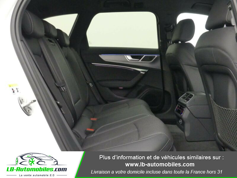 Audi A6 Avant 45 TFSI 245 S-tronic Blanc occasion à Beaupuy - photo n°11