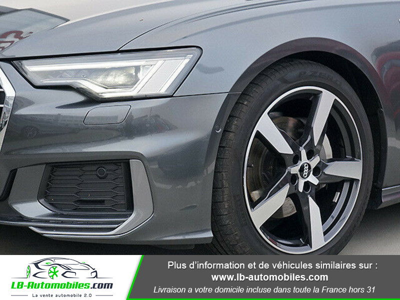 Audi A6 Avant 45 TFSI 245 S-tronic Gris occasion à Beaupuy - photo n°4
