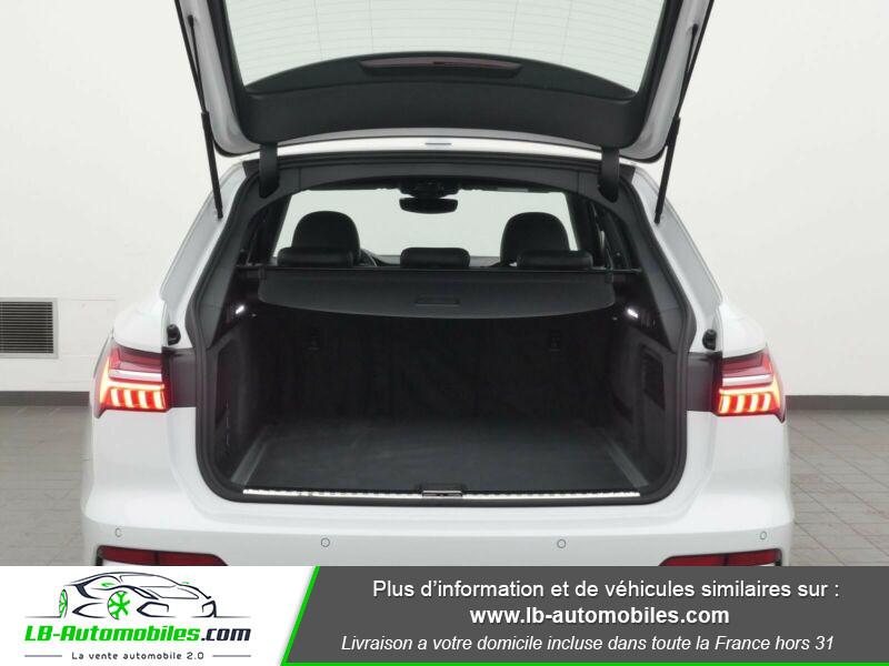 Audi A6 Avant 45 TFSI 245 S-tronic Blanc occasion à Beaupuy - photo n°7