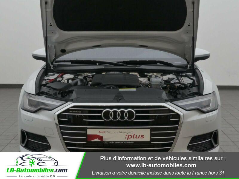 Audi A6 Avant 45 TFSI 245 S-tronic Blanc occasion à Beaupuy - photo n°5