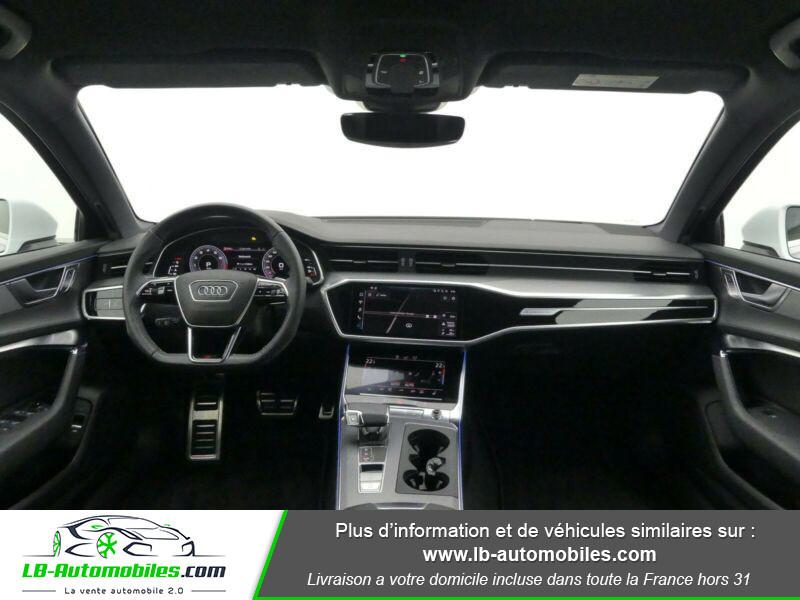 Audi A6 Avant 45 TFSI 245 S-tronic Blanc occasion à Beaupuy - photo n°2