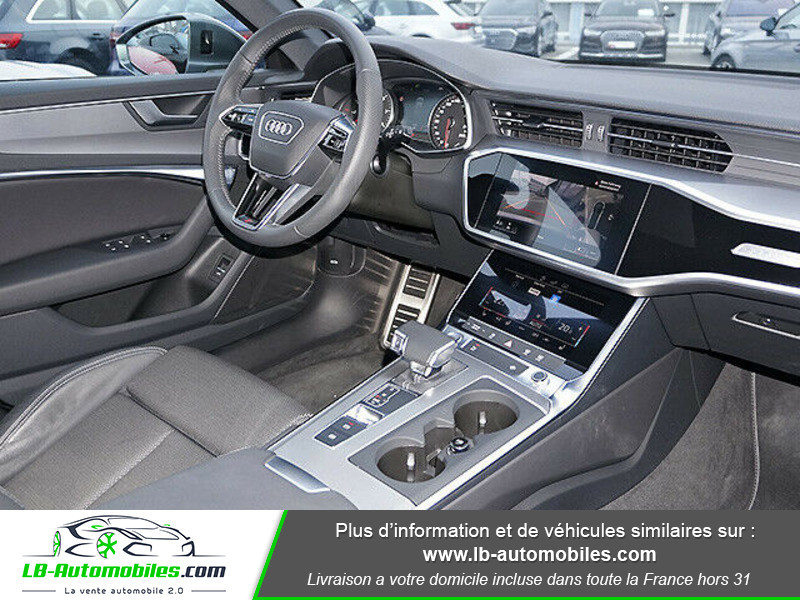 Audi A6 Avant 45 TFSI 245 S-tronic Gris occasion à Beaupuy - photo n°9