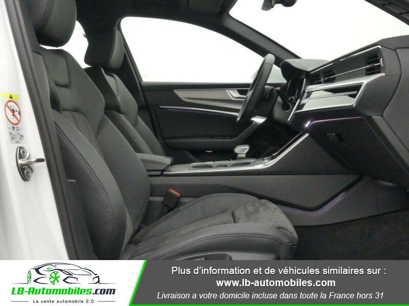 Audi A6 Avant 45 TFSI 245 S-tronic Blanc occasion à Beaupuy - photo n°9