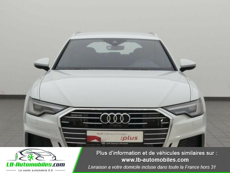 Audi A6 Avant 45 TFSI 245 S-tronic Blanc occasion à Beaupuy - photo n°4