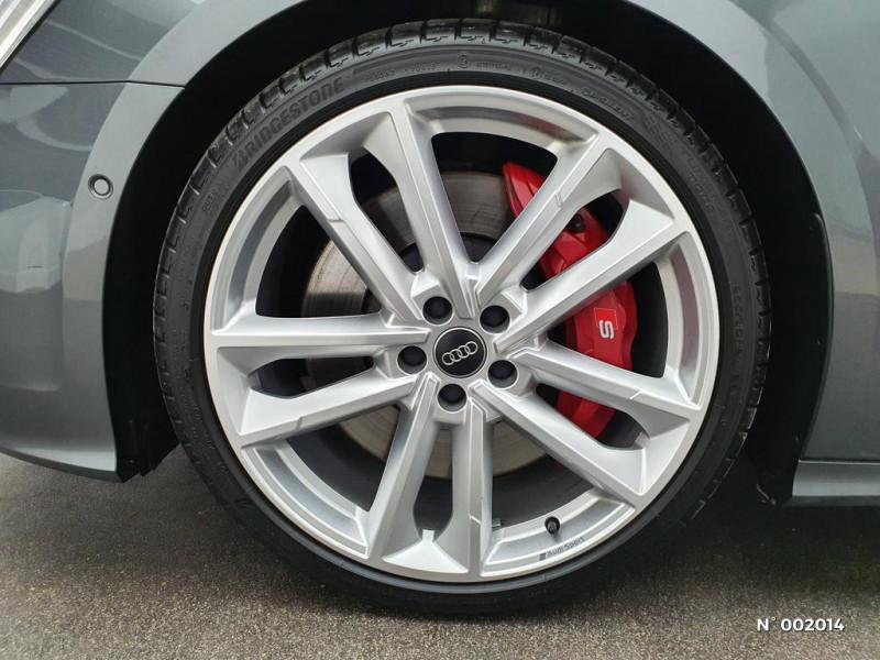 Audi A6 Avant 55 TFSI e 367ch Compétition quattro S tronic 7 Gris occasion à Brie-Comte-Robert - photo n°5