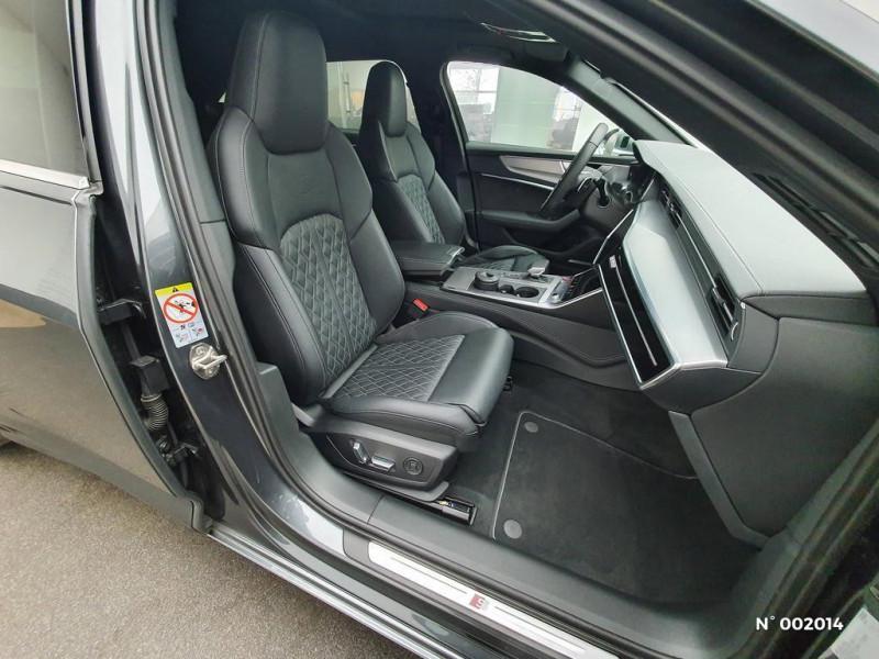Audi A6 Avant 55 TFSI e 367ch Compétition quattro S tronic 7 Gris occasion à Brie-Comte-Robert - photo n°11