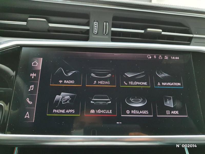 Audi A6 Avant 55 TFSI e 367ch Compétition quattro S tronic 7 Gris occasion à Brie-Comte-Robert - photo n°18