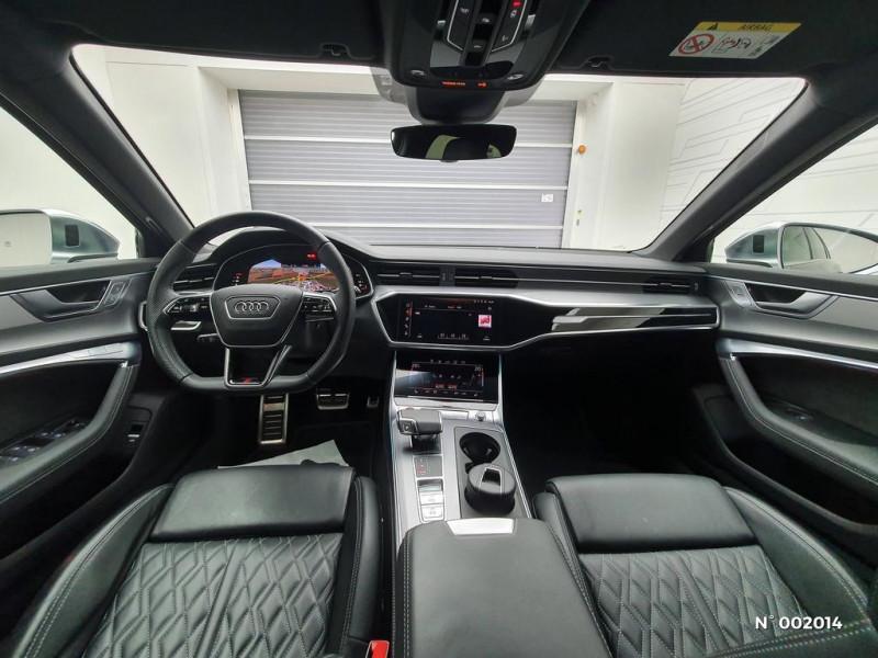 Audi A6 Avant 55 TFSI e 367ch Compétition quattro S tronic 7 Gris occasion à Brie-Comte-Robert - photo n°14
