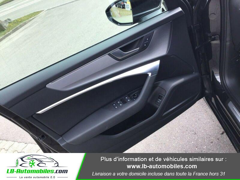 Audi A6 Avant 55 TFSIe 367 ch S tronic Gris occasion à Beaupuy - photo n°7